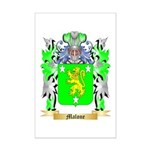 Malone Mini Poster Print