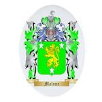 Malone Oval Ornament