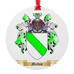 Mallon Round Ornament
