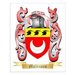 Mallinson Small Poster