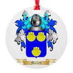 Mallett Round Ornament