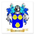 Mallett Square Car Magnet 3