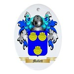 Mallett Oval Ornament