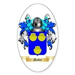 Mallet Sticker (Oval)