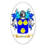 Mallet Sticker (Oval 50 pk)