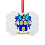 Mallet Picture Ornament