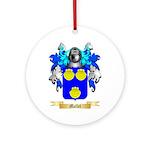 Mallet Round Ornament