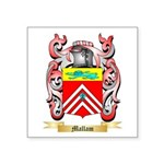 Mallam Square Sticker 3