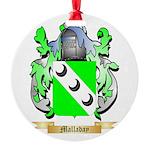 Malladay Round Ornament
