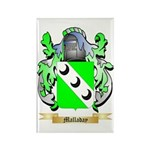 Malladay Rectangle Magnet (100 pack)