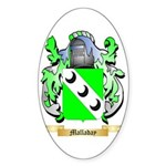 Malladay Sticker (Oval 10 pk)