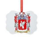 Malkinson Picture Ornament