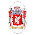 Malkin Sticker (Oval 10 pk)