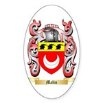 Malin Sticker (Oval 10 pk)