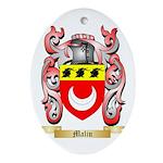 Malin Oval Ornament