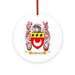 Malin Round Ornament