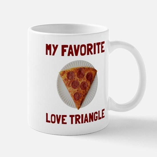 My favorite love triangle Mug