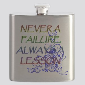 NEVER A FAILURE Flask