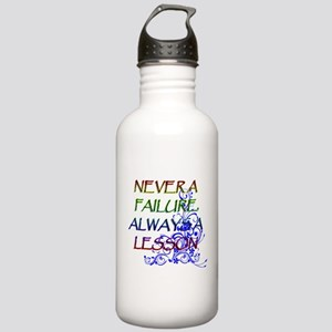 NEVER A FAILURE Stainless Water Bottle 1.0L