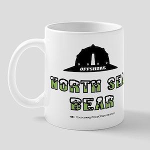 North Sea Bear Mug