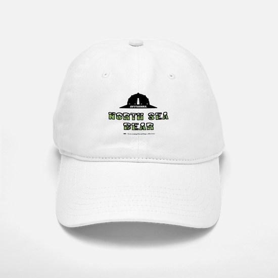 North Sea Bear Baseball Baseball Cap