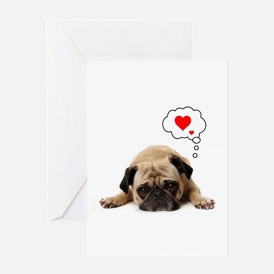 Unique Valentine Greeting Card