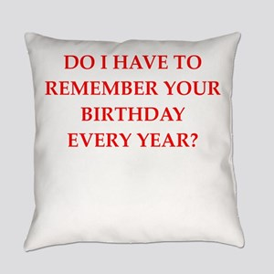 forgetful Everyday Pillow