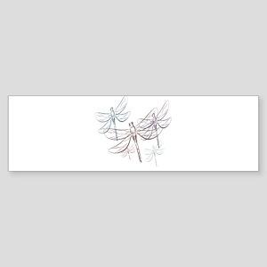 dragonflyjournal Bumper Sticker