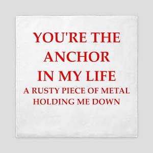 anchor Queen Duvet