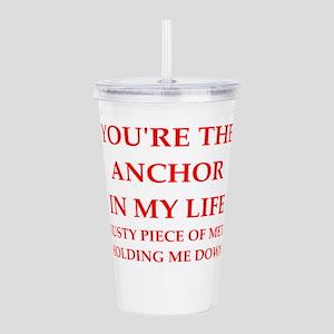 anchor Acrylic Double-wall Tumbler