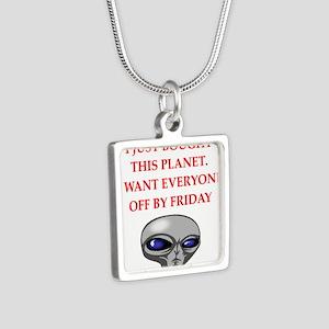 alien invasion Necklaces