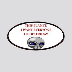 alien invasion Patch