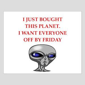 alien invasion Posters