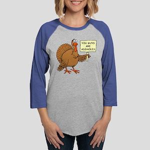 A-holes Long Sleeve T-Shirt