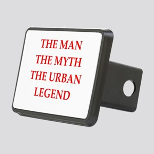 man Hitch Cover