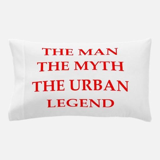 man Pillow Case
