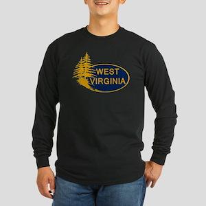 WVU Long Sleeve T-Shirt