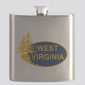 WVU Flask