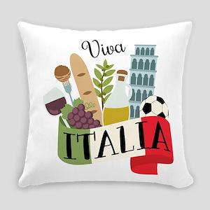 Viva Italia Everyday Pillow