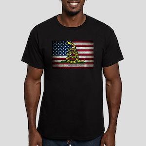 Molon Labe Flag T-Shirt