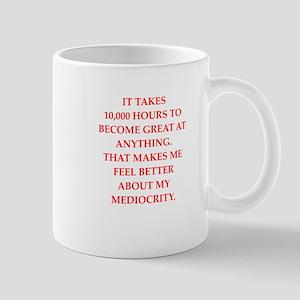 medocrity Mugs