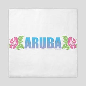 Aruba Design Queen Duvet