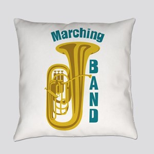 Marching Band Everyday Pillow