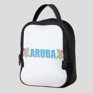 Aruba Design Neoprene Lunch Bag