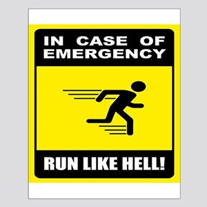 Run Like Hell Posters