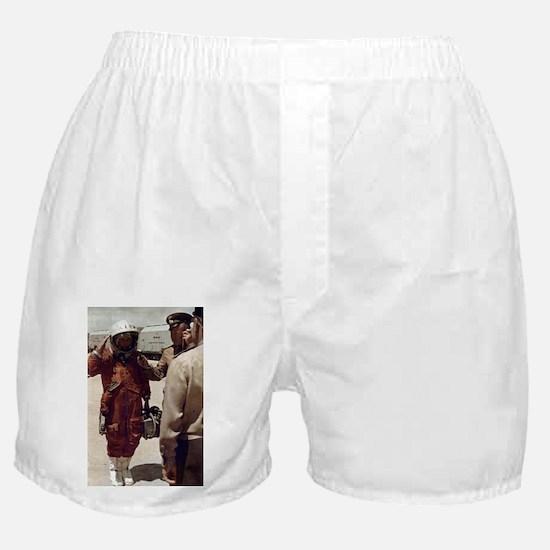Funny Valentina Boxer Shorts
