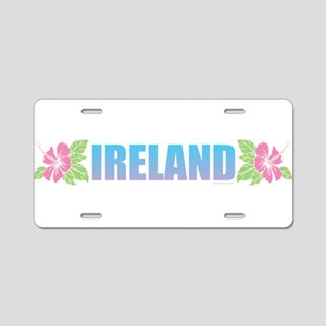 Ireland Design Aluminum License Plate
