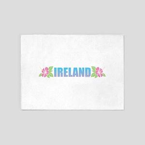 Ireland Design 5'x7'Area Rug