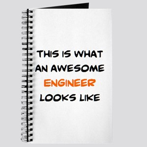awesome engineer Journal