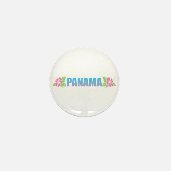 Panama Design Mini Button (100 pack)